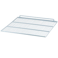 Avantco 178SHELFCFD3 Middle Gray Coated Wire Shelf - 22 1/8 inch x 25 3/16 inch