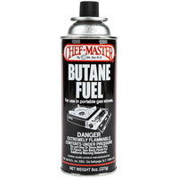 Butane Fuel Refill 8 oz. Canister   - 12/Case