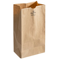 Duro Bulwark 12 lb. Extra Heavy Duty Brown Bag - 400/Bundle