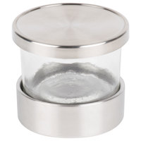 Cal-Mil 1851-4 16 oz. Luxe Mixology Jar with Solid Lid