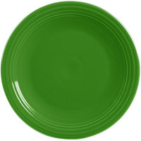 Homer Laughlin 467324 Fiesta Shamrock 11 3/4 inch China Round Chop Plate - 4/Case