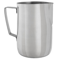 Choice 50 oz. Polished Stainless Steel Pitcher