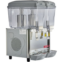 Avantco RDM32 Double 3 Gallon Bowl Refrigerated Beverage Dispenser - 120V
