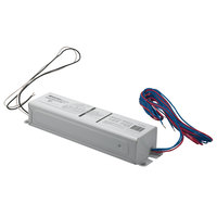 Satco LPT80239 1-2 Lamp Electronic Fluorescent Sign Ballast, 120V