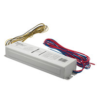 Satco LPT80241 1-4 Lamp Electronic Fluorescent Sign Ballast, 120V