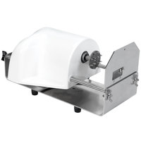 Nemco 55150B-WCT PowerKut Table Mount Wavy Chip Twister Fry Cutter - 120V