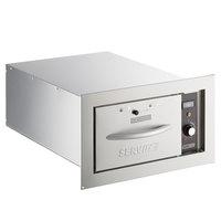 ServIt WDNBI-1 Single Narrow Built-In Drawer Warmer - 450W, 120V