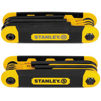 Stanley STHT71839 Folding Hex Key Set - 2/Pack