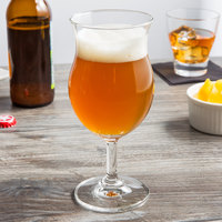Acopa 11 oz. Belgian Beer / Tulip Glass - 12/Case