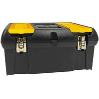 Stanley 019151M Series 2000 4 Compartment Toolbox with Tray