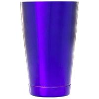 Barfly M37083PU 18 oz. Purple Half Size Cocktail Shaker Tin