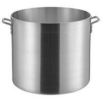 Choice 80 Qt. Heavy Weight Aluminum Stock Pot