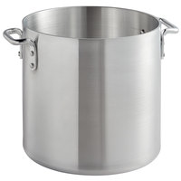 Choice 20 Qt. Heavy Weight Aluminum Stock Pot