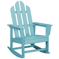 POLYWOOD ECR16AR Aruba Long Island Rocking Chair