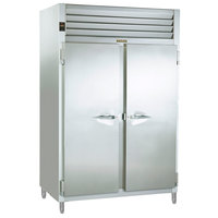 Traulsen RSL232NUT-FHS Stainless Steel 46 Cu. Ft. Two Section Reach In Freezer (-15 Fahrenheit) - Specification Line