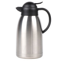 Choice 64 oz. Insulated Thermal Coffee Server