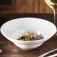 RAK Porcelain CLXD26 Classic Gourmet 16.3 oz. Ivory Porcelain Extra Deep Plate / Bowl - 6/Case