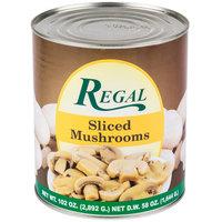 Regal Foods Sliced Mushrooms - #10 Can