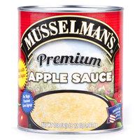 Musselman's #10 Can Premium Blend Apple Sauce - 6/Case