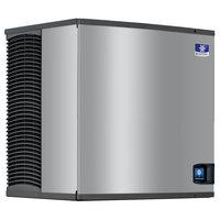 Manitowoc IYF1800C Indigo NXT QuietQube 30 inch Remote Condenser Half Size Cube Ice Machine - 1725 lb.