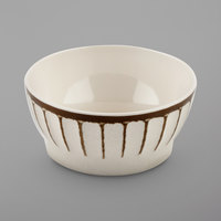 GET B-4-PL-PWH Paladin 4.5 oz. White Melamine Round Side Dish Bowl - 48/Pack