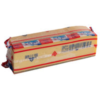 Alps 7 lb. Natural Austrian Mountain Gruyere Cheese Block - 2/Case