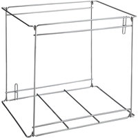 Cambro GBFMD000 GoBag™ Medium Metal Delivery Bag Liner Frame - 13 inch x 9 inch x 13 inch