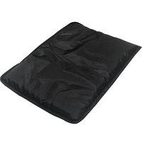 Cambro GBTPSM110 GoBag™ Small Black Nylon Thermal Pad
