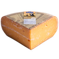 Beemster Premium Dutch 6 lb. X-O 26-Month Extra Aged Gouda Cheese Quarter Wheel