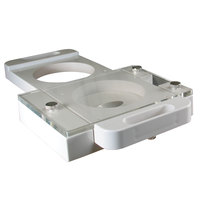 Weston 07-0901-W 4 inch Quick Patty Maker for Weston Meat Grinders and Sausage Stuffers