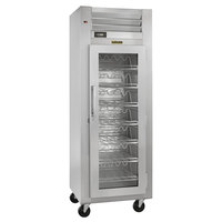 Traulsen R Series RH126W-WR02 1 Section Right Hinge Full Length Glass Door Wine Refrigerator