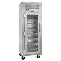 Traulsen R Series RH126W-WR01 1 Section Left Hinge Full Length Glass Door Wine Refrigerator