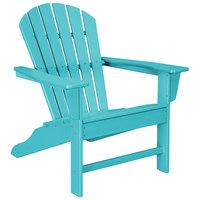 POLYWOOD SBA15AR Aruba South Beach Adirondack Chair