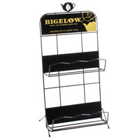 Bigelow 3 Over 3 Tea Rack / Merchandiser