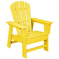 POLYWOOD SBD12LE Lemon Kids Casual Chair