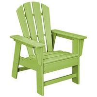 POLYWOOD SBD12LI Lime Kids Casual Chair