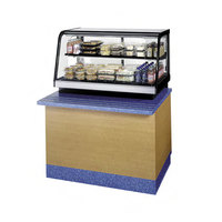 Federal CRB4828SS Signature Series 48 inch Self Serve Refrigerated Countertop Display Cabinet