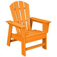 POLYWOOD SBD12TA Tangerine Kids Casual Chair