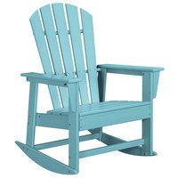 POLYWOOD SBR16AR Aruba South Beach Rocking Chair