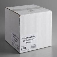 5 lb. Fondant & Icing Confectioners Sugar