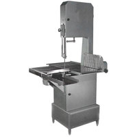 22 1/2 inch x 87 1/2 inch Floor Model Vertical Band Saw with 126 inch Blade Length - 3 hp, 220V, 3 Phase