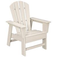 POLYWOOD SBD12SA Sand Kids Casual Chair
