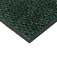 Cactus Mat 1082M-G46 Pinnacle 4' x 6' Vibrant Sea Green Upscale Anti-Fatigue Berber Carpet Mat - 1 inch Thick