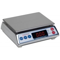 Cardinal Detecto AP-8 8 lb. Digital All-Purpose Portion Control Scale, Legal for Trade