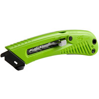 Pacific Handy Cutter S5R Green Right-Handed 3-In-1 Safety Cutter
