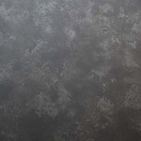 Grosfillex US32D744 Exterior Vanguard 32 inch Square Dark Concrete Outdoor Table Top