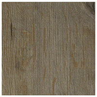 Grosfillex US36D742 Exterior Vanguard 36 inch Square Aged Oak Outdoor Table Top