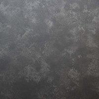 Grosfillex US36D744 Exterior Vanguard 36 inch Square Dark Concrete Outdoor Table Top