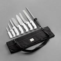 Choice 9 Piece White Knife Set