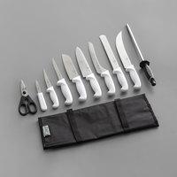 Choice 11 Piece White Knife Set